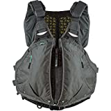 Old Town Solitude Women's Life Jacket (Silver, S/M)