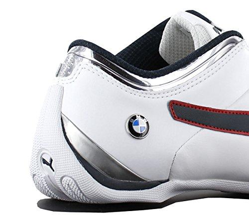 Mu Red Unisex Future Top BMW 305885 Erwachsene Ms White Cat 02 Puma Puma Low high Risk team Blue xYBpwZqd