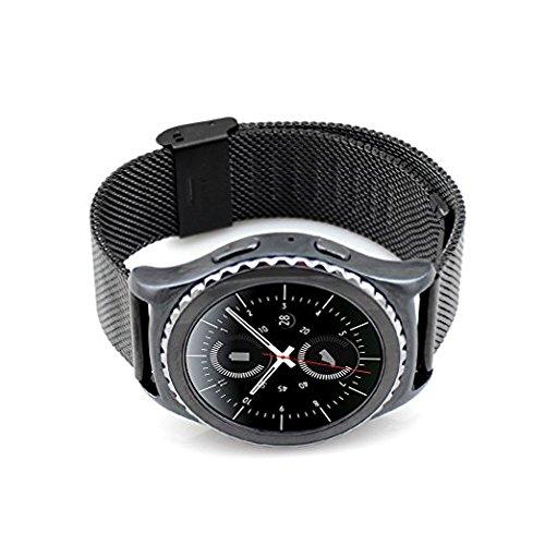 4 opinioni per Netspower Cinturino Orologio Strap Milanese Acciaio Inossidabile Cinturino Watch
