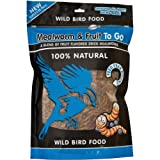 Mealworms and Fruit to Go – Supersized Pack – 1.1 lb., My Pet Supplies