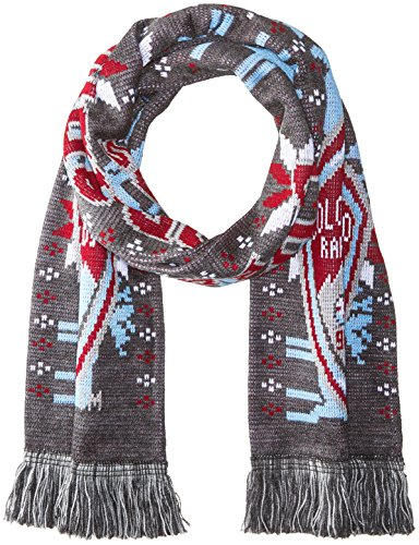 "MLS ""Ugly Sweater"" Holiday Scarf – Major League Soccer Teams – DiZiSports Store"
