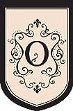 Regal Monogram Estate Flag – O