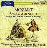 Mozart: Tanze und Menuette (Dances & Minuets)