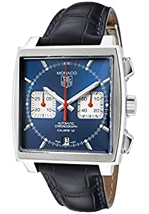 Tag Heuer Monaco Chronograph Men's Watch