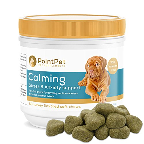 Natural Stress Anxiety Chewable Calming