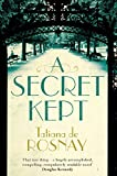A Secret Kept by Tatiana de Rosnay front cover