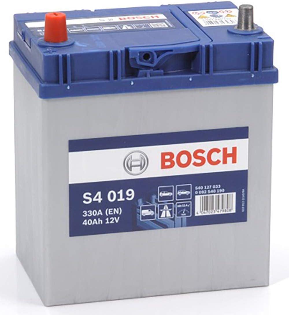 Bosch S4019 Batería de automóvil 40A/h-330A