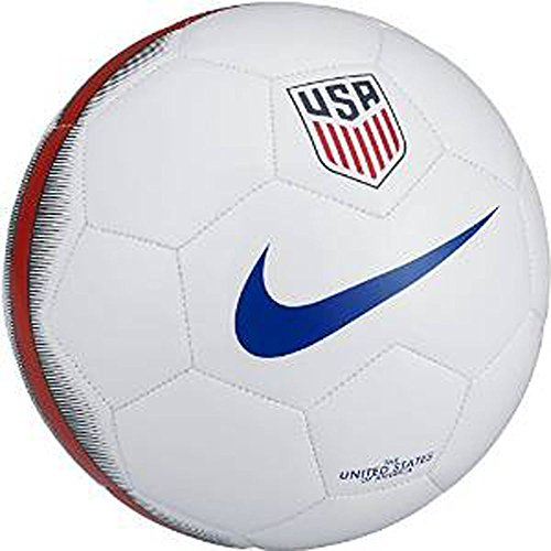 Nike Unisex Supporter's Ball - USA White - Nike Soccer Usa Shopping Results