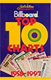 Billboard Top 10 Charts, Joel Whitburn, 0898201268