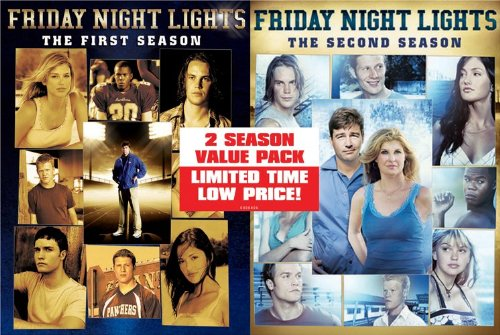 Friday Night Lights: Season 1 / Friday Night Lights: Season 2 Value Pack