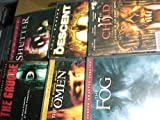 13th Child , The Fog , The Omen , The Descent , The Grudge, Shutter ; Horror 6 movie bundle