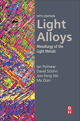 Light Alloys: Metallurgy of the Light Metals
