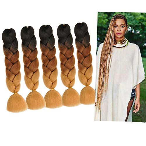 NATURAL BEAUTY Extensions Black Dark Brown Light product image