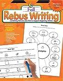 Rebus Writing-Fall, Gr. K-2