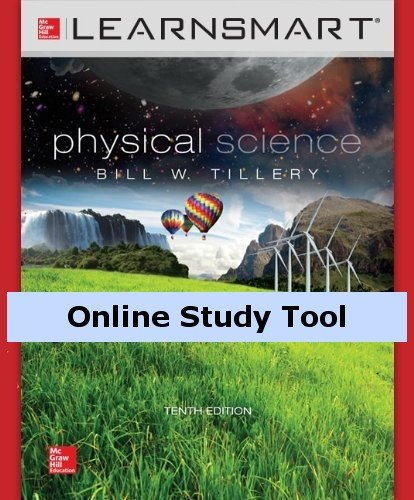 LearnSmart for Physical Science