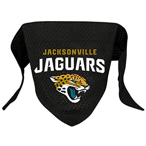 Hunter MFG Jacksonville Jaguars Mesh Dog Bandana, Large