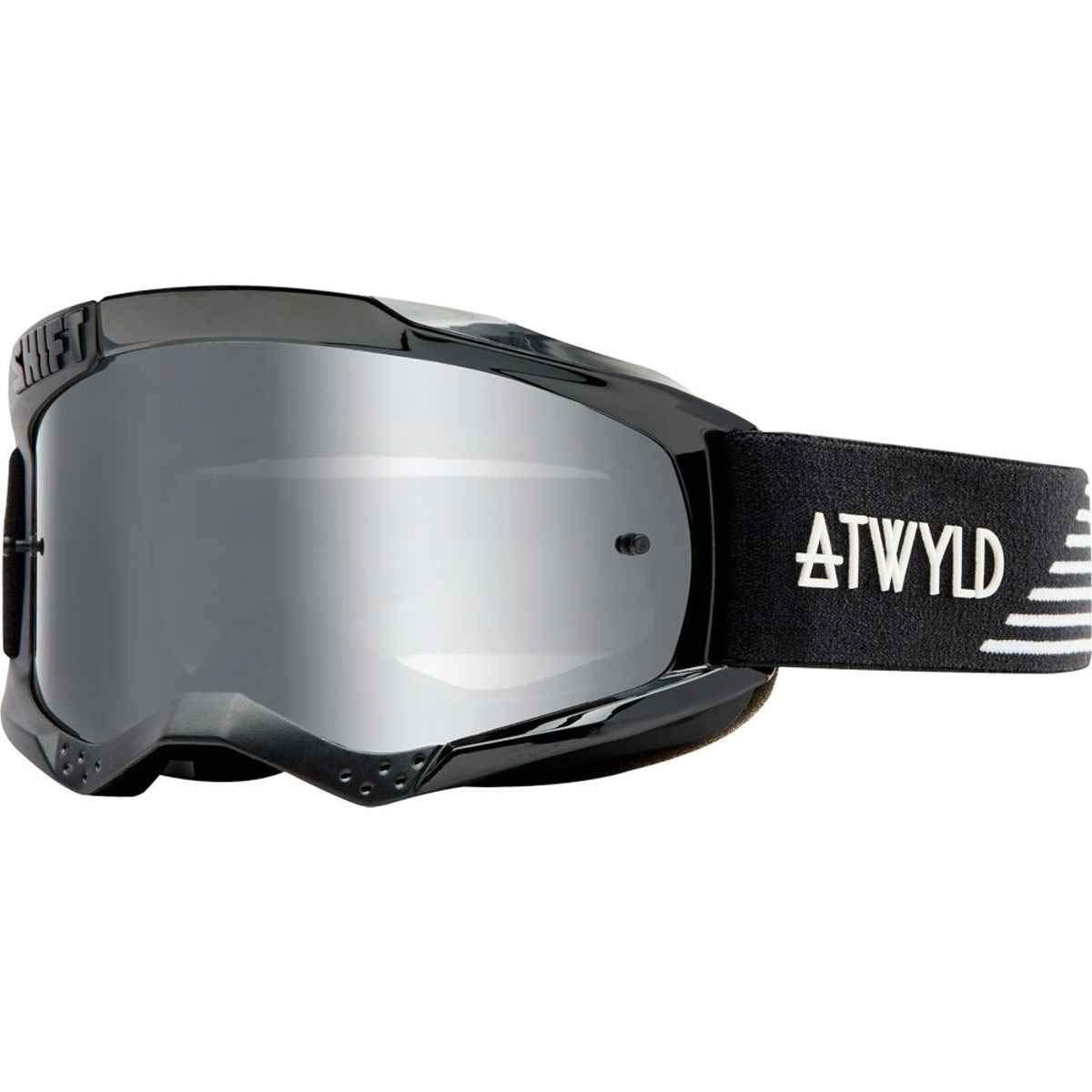 Fox Racing Atwyld X ラボゴーグル ブラック OS