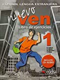 img - for Nuevo Ven 1 EJERCICIOS + CD Audio (Spanish Edition) book / textbook / text book