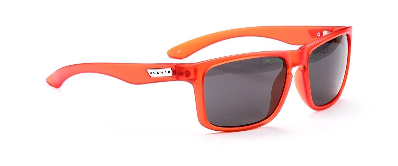 Gunnar Optiks INT-06507 Intercept Sunglasses, designed to protect and enhance your vision, block 100% UV