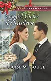 img - for Cowgirl Under the Mistletoe (Four Stones Ranch) book / textbook / text book