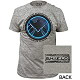 SHIELD - Mens Agents Of S.H.I.E.L.D. Fitted Jersey T-Shirt