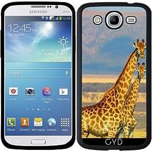 Funda para Samsung Galaxy Mega 5.8 (i9150) - Jirafa by WonderfulDreamPicture