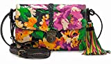 Patricia Nash Bianco Summer Eve Bloom Crossbody