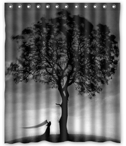 Amazoncom Bravovision Fashion Custom Tree In Black And White