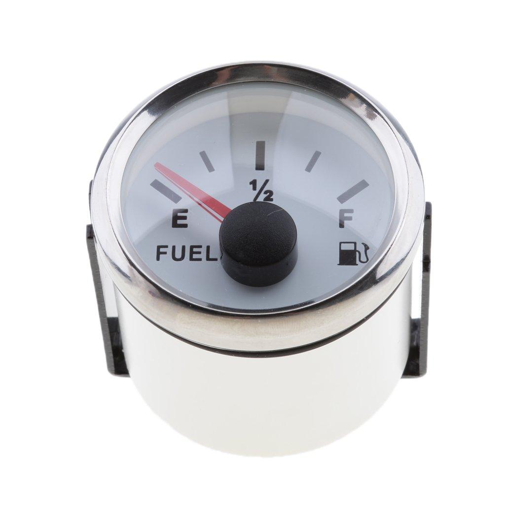 Homyl Kit de Jauge De Niveau De Carburant Pointeur 52mm