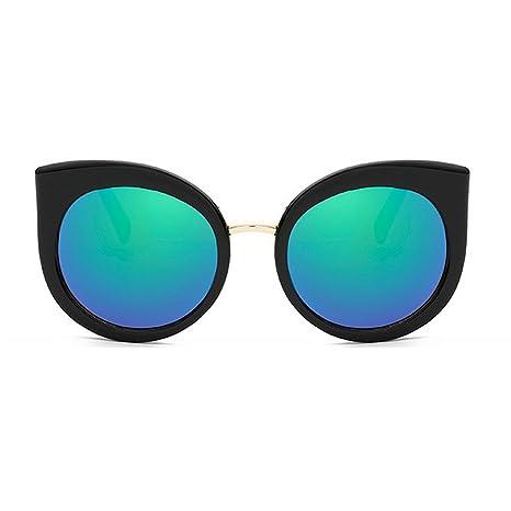 LUFA Fashion Occhiali da sole donna classica rotonda a forma di sole tende da sole Occhiali 5AdsPH
