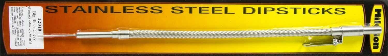 Milodon 22010 Stainless Steel Dipstick for Big Block Chevy Mark IV/V/VI