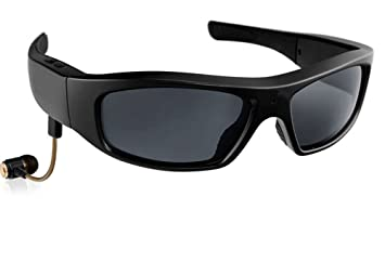 JOYCAM Gafas de sol Bluetooth con Cámara Polarizada UV400 Gafas HD 720P Grabación de Video Gafas con Altavoz para Deportes al Aire Libre: Amazon.es: ...