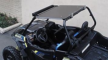 2015-2019 Polaris RZR 900 / 900S / 1000S / XP1000 / Turbo - Black Aluminum  Roof