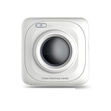 Impresora fotográfica instantánea inalámbrica Bluetooth 4.0 de ...