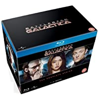 Battlestar Galactica: The Complete Series [Blu-ray] [Region-Free]