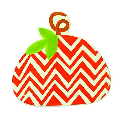 Coton Colors Chevron Pumpkin Mini Attachment,