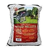 Z GRILLS OAKP1 100% Natural Flavor American Oak Bbq Hard Wood Pellets