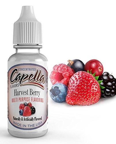 Price comparison product image Capella Flavor Drops Harvest Berry Concentrate 13ml
