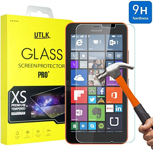 Tempered Glass Screen Protector for Nokia Lumia 640 XL - 5