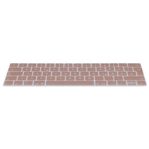 """3 opinioni per kwmobile Protezione per tastiera Apple MacBook Pro 13"""" / 15"""" (dal 2016 in poi)"""