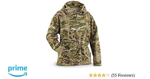 657dd08853c Amazon.com: Military Style Multicam Anorak Jacket Parka: Clothing