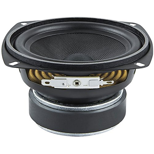 PRV 4MR60-4 4'' Midrange Woofer Speaker Full Range Vocal Driver by PRV Audio