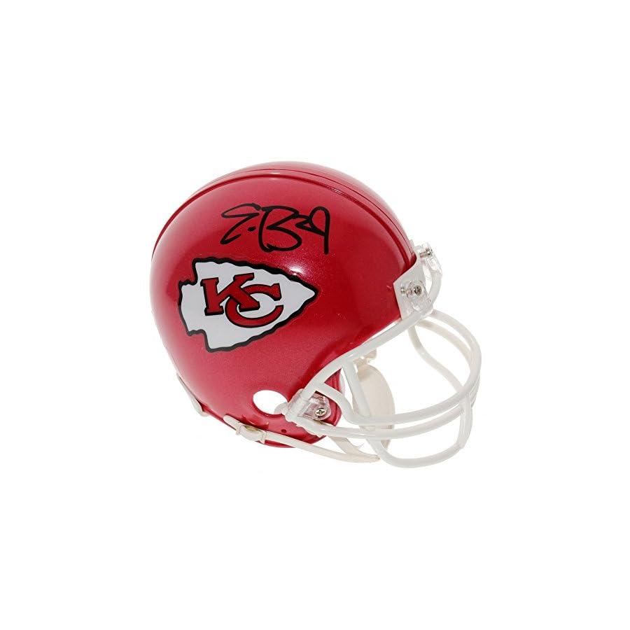 Eric Berry Autographed Signed Kansas City Chiefs Mini Helmet JSA Authentic