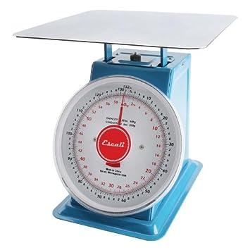 Escali Digital Scales DS13260P Escali Mercado Series Top Load Scale   132  Lbs.