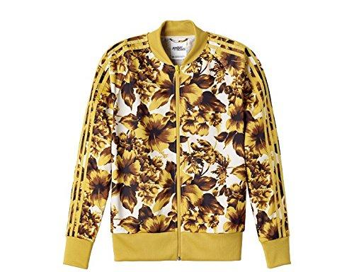 adidas Originals OBYO JS Gold Flower TT Track TOP Jacket