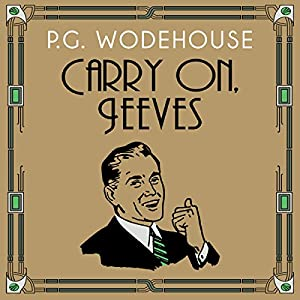 Carry On, Jeeves Audiobook