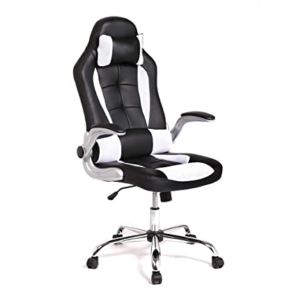 Amazon.com  Racing Style Office Gaming Chair 13a1cbb42