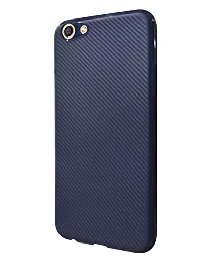 best loved 8a60f d3e51 COVERNEW Back Cover for Oppo F3 - CPH1609 - Navy Blue: Amazon.in ...