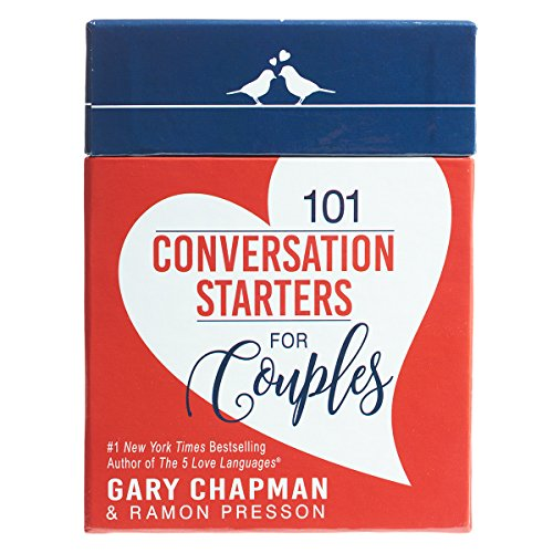 101 Conversation Starters for Couples by Gary Chapman and Ramon Presson (Lords Starter Deck Box)