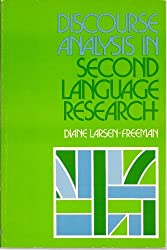 Discourse Analysis in Second Language Research